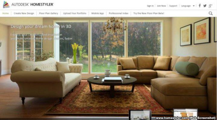 اپلیکیشنهایی برای طراحی داخلی خانه